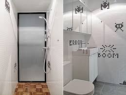 stunning narrow bathroom design ideas home trends new small ideas
