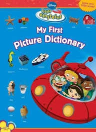 picture dictionary disney einsteins review