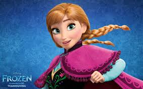film frozen hd anna from disney s frozen desktop wallpaper