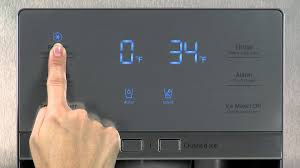 Samsung Counter Depth Refrigerator Side By Side by Temperature Control Settings Samsung Showcase Side By Side