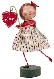 halloween figurines lori mitchell amazon com lori mitchell old fashioned love home u0026 kitchen