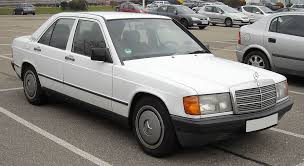 mercedes benz w201 wikipedia