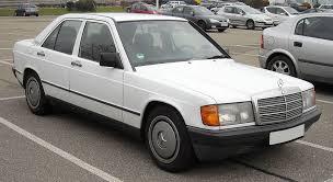 1990 mercedes 190e 2 5 16 evolution ii mercedes w201