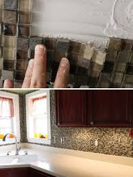 kitchen backsplash cost 20 low cost diy kitchen backsplash ideas and tutorials viralgoal