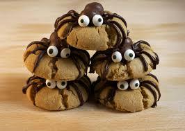 halloween recipe ideas spider cookies kerrygold