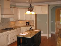 Almond Kitchen Cabinets by Kitchens