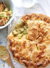curry turkey pot pie with butter crust foodiecrush