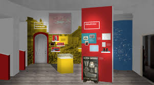 exposition projects for jēkabpils history museum u2014 dd studio