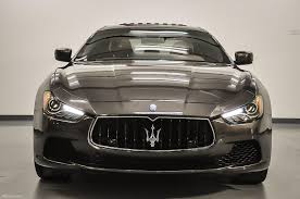 maserati sports car 2016 2016 maserati ghibli s stock 188386 for sale near marietta ga