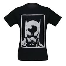 batman t shirts and clothing