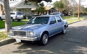 nissan stanza 1983 the street peep 1983 buick skylark custom