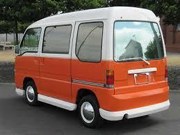subaru sambar vw samba camper replica auto mini retro camper only