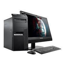 ordinateur bureau lenovo thinkcentre m93p mt cor prix pas cher