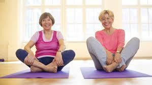 Armchair Yoga For Seniors Yoga For Seniors Chair Yoga Gentle Yoga For Older Adults