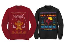 metal band sweaters the definitive heavy metal gift guide for 2014 metalsucks
