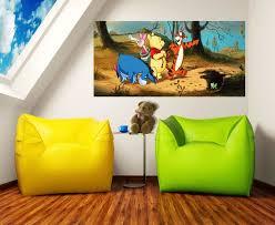 Best Disney Wall Murals Disney Room Kids Bedroom Disney - Disney wall decals for kids rooms