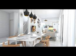 tutorial vray sketchup 6 interior living room and dinning room