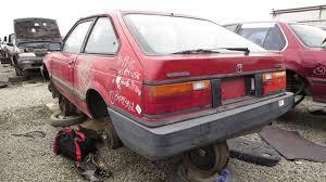 1988 Accord Hatchback Junkyard Find 1984 Honda Accord Hatchback