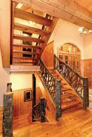 houseplansandmore com photos taos country house plan stairs