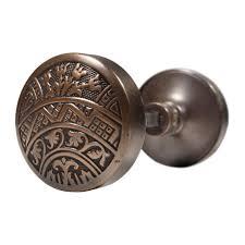 playful antique eastlake door knob sets