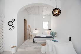 summer house in mykonos by kparchitects greek foundation