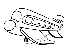 aereo clipart free black and white airplane clipart 55