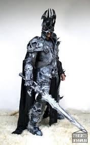 Warcraft Halloween Costume Warcraft Arthas Menethil Lich King Costume Adafruit