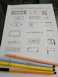 pin by www materialescolar es on bullet journal pinterest