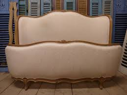 Vintage Curved Sofa by Vintage King Size French Bed Curved Head U0026 Foot Board G33