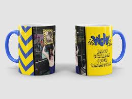 mugs design personalized happy birthday mugs custom designed photo mugs