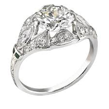 vintage engagement rings primestyle com blog diamond and