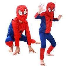 Spiderman Costume Halloween Buy Spiderman Costume Halloween Party Dress Pakistan