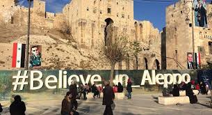 siege unesco end of terrible siege aleppo returns to pre war normalcy