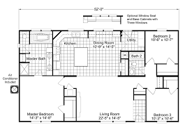 Arlington House Floor Plan Featured Manufactured Home The Arlington By Palm Harbor
