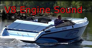 v8 monster boat baja 240 listen to the engine sound youtube