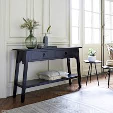 Low Console Table Low Priced Wood Console Tables Solid Wood Console Tables Tikamoon