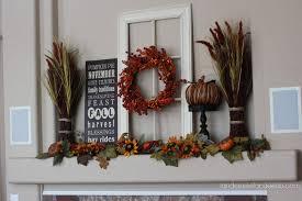 Mantel Decorating Tips Fall Decorating Ideas