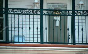 deck railing design r 59 southeastern ornamental iron works
