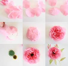 watercolor paper flower tutorial paper cabbage rose tutorial