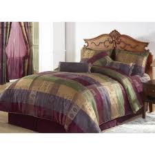 Red Gold Comforter Sets Red Comforter Set For Burgundy And Gold Comforter Set 6996