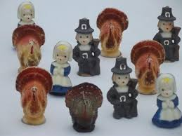 pilgrim candles thanksgiving vintage thanksgiving gurley pilgrim candles figural turkey