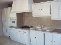 repeindre une cuisine ancienne exemple de cuisine repeinte frisch en blanc blanche rustique