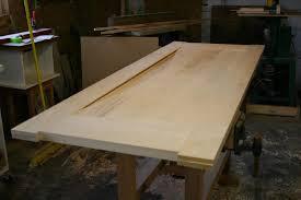 Build Your Own Work Bench Build An Interior Door Part 2 The Panel Finewoodworking