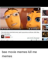 Every Meme Face - 142703 r 1 the entire bee movie but every tenth seconds an african