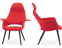 eames u0026 saarinen organic chair hivemodern com