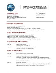 resume cover letter template free download sample resume formats download resume format and resume maker sample resume formats download sample student resume template free download 93 captivating sample resume formats examples