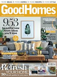 House And Home Magazine by Good Homes Magazine Subscription 12 Issues U2013 Ideal Home Show Shop