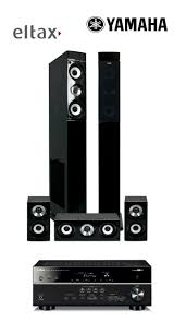 yamaha home theater eltax pack home cinema yamaha rx v575 eltax copenhagen 5 0