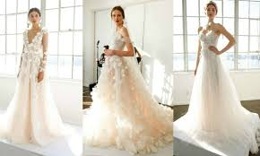 wedding dress new york 2017 wedding dresses the best from new york s bridal