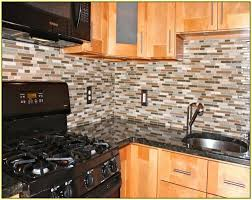 Glass Mosaic Tile Backsplash Glass Mosaic Tile Backsplash Sheeps - Linear tile backsplash